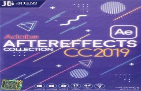 نرم افزار Adobe AfterEffects Collection CC2019