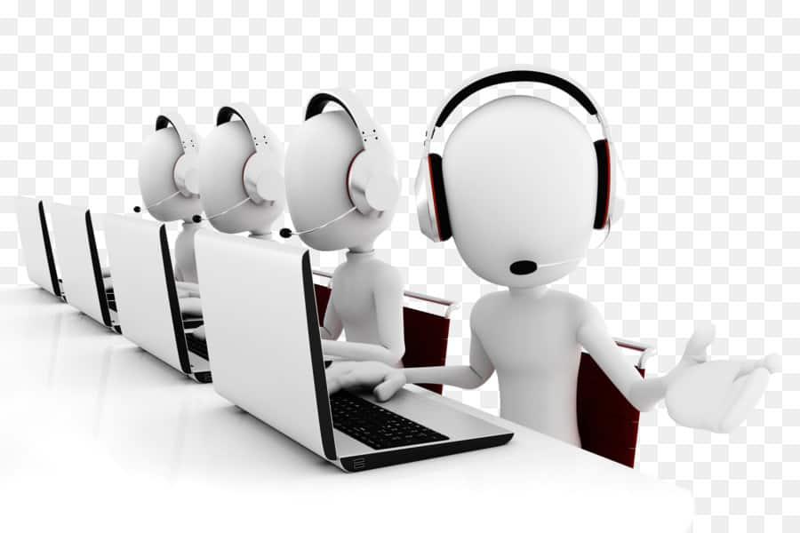 خدمات تلفنی: ارائه خدمات کافی نت از طرق تماس تلفنی