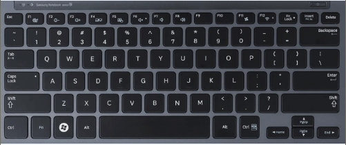 رفع مشکل تایپ اعداد به جای حروف در کی بورد لپ تاپ