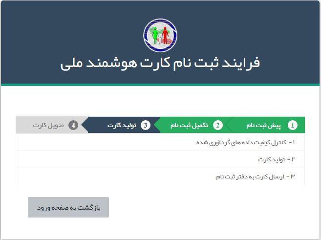 سایت ثبت احوال کشور