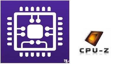 نرم افزار مشاهده اطلاعات پردازنده سیستم CPU-Z